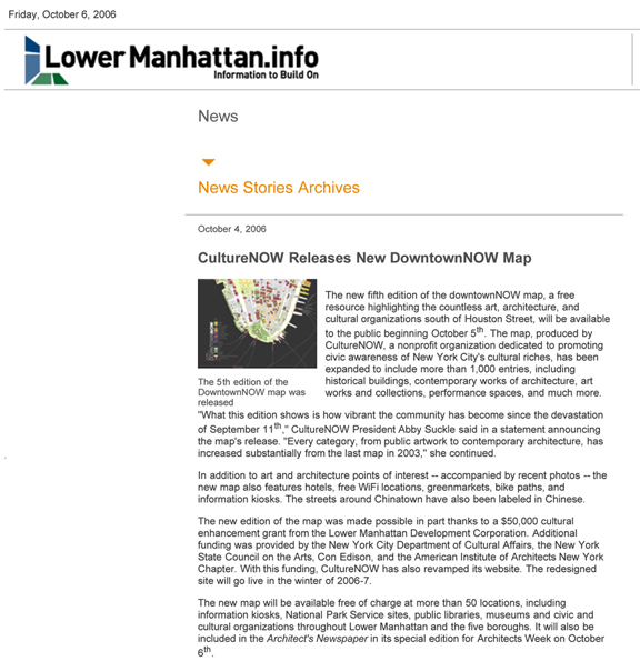 lowermanhattaninfo